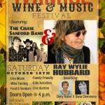 Ivanhoe Wine & Music Festival