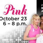 Think Pink Event 2014