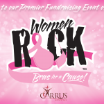 Women Rock Bras for a Cause Sponsored by Carrus Speciality Hospitals