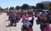 Walk and Roll Pink Parade 2014_15