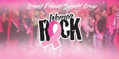 Women Rock Breast Friends Support Group
