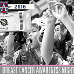 Breast Cancer Awareness Night - Allen Americans