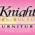 2015 Knight Furniture Pink Event
