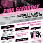 2015 Pink Saturday