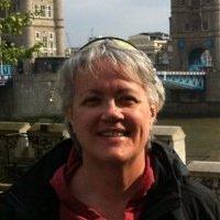 Janice Stevens in London