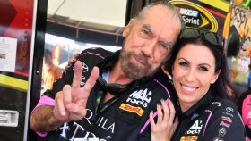 Gary Nastase Photography - John Paul DeJoria, owner of Patron Spirits, is one of the sponsors of daughter Alexis DeJoria's free mammogram program.