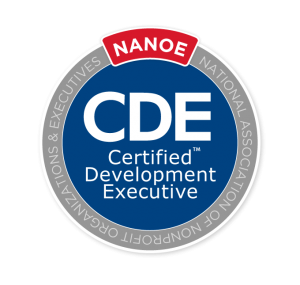 National Association of Nonprofit Organizations & Executives - Certified™ Development Executive