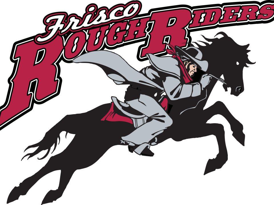 Official Frisco RoughRiders Logo