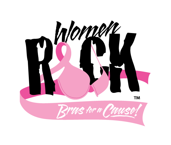 Women Rock Bras for a Cause Logo